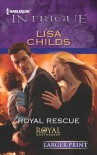 Royal Rescue - Lisa Childs
