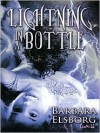 Lightning in a Bottle - Barbara Elsborg