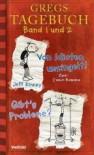 Gregs Tagebuch Band 1 und 2 im Doppelband: Von Idioten umzingelt + Gibt's Probleme? -