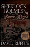 Sherlock Holmes and the Lyme Regis Horror - David Ruffle