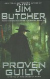 Proven Guilty  - Jim Butcher
