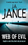 Web Of Evil  - J.A. Jance