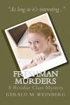 Freshman Murders: A Residue Class Mystery - Gerald M. Weinberg