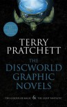 The Discworld Graphic Novels: The Colour of Magic and The Light Fantastic - Terry Pratchett