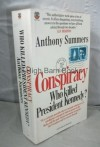 Conspirace: Who Killed President Kennedy? - Anthony Summers