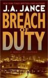 Breach Of Duty (J.P. Beaumont, #14) - J.A. Jance