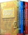 Artemis Fowl Boxed Set, Bks 1-5 - Eoin Colfer