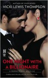 One Night With a Billionaire (Novella): The Perfect Man - Vicki Lewis Thompson