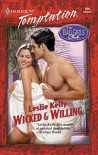 Wicked & Willing - Leslie Kelly