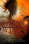 Broken Wings (Hidden Wings Series Book Two) - Crushing Hearts and Black Butterfly Publishing