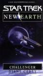 Challenger (Star Trek, New Earth, Book 6) - Diane Carey