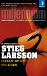 FLICKAN SOM LEKTE MED ELDEN ( swedish language text ) - Stieg Larsson