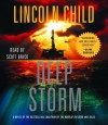 Deep Storm (Audio) - Scott Brick, Lincoln Child