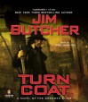 Turn Coat (The Dresden Files, #11) - Jim Butcher, James Marsters