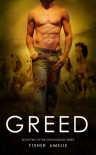 Greed (The Seven Deadly, #2) - Fisher Amelie