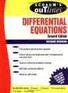 Schaum's Outline of Differential Equations - Richard Bronson