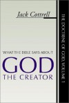 What the Bible Says about God the Creator - Jack Cottrell