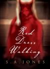 Red Dress Walking - Sarah Jones