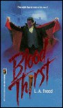 Blood Thirst - L. A. Freed