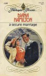 Secure Marriage - Diana Hamilton