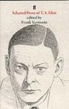 Selected Prose - T.S. Eliot, Frank Kermode