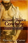 Second Chance Cowboy_ - Rhonda Lee Carver