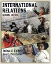 International Relations - Joshua S. Goldstein, Jon C. Pevehouse