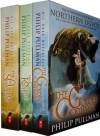 Philip Pullman His dark materials Trilogy 3 books Set Pack RRP 21.97 ( The Golden Compass, The Subtle Knife, The Amber Spyglass)(Philip Pullman Collection) - Philip Pullman
