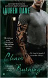 Chaos Burning (Bound By Magick, #2) - Lauren Dane
