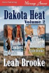 Dakota Heat, Volume 2 (Dakota's Cowboys, Dakota Springs) - Leah Brooke
