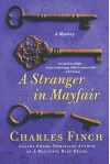 A Stranger in Mayfair - Charles Finch