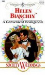 A Convenient Bridegroom - Helen Bianchin