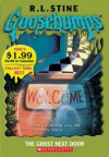 The Ghost Next Door (Goosebumps, #10) - R.L. Stine