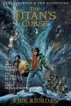 Titan's Curse: The Graphic Novel - Rick Riordan, Gregory Guilhaumond, Attila Futaki, Robert Venditti