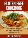 Gluten Free Cookbook - Julia Cruise