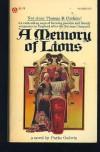 A Memory of LionsParke Godwin
