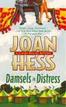 Damsels in Distress (Claire Malloy, #16)  - Joan Hess