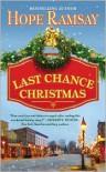 Last Chance Christmas - Hope Ramsay