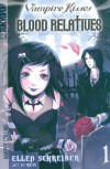 Vampire Kisses: Blood Relatives, Vol. 1 - Ellen Schreiber, Rem