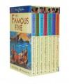 Famous Five Slipcase 1-7 - Enid Blyton