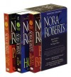 Sign of Seven Trilogy: Blood Brothers / The Hollow / The Pagan Stone - Nora Roberts