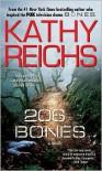 206 Bones (Temperance Brennan Series #12) - Kathy Reichs