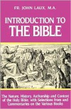 Introduction to the Bible - John Laux