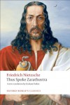 Thus Spoke Zarathustra - Friedrich Nietzsche, Graham Parkes