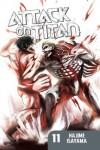 Attack on Titan 11 - Hajime Isayama