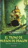 El trono de huesos de dragón (Añoranzas y pesares, #1) - Tad Williams, Miguel J. Portillo