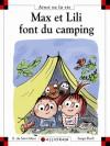 Max et Lili font du camping - Dominique de Saint Mars, Serge Bloch