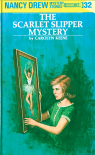 The Scarlet Slipper Mystery (Nancy Drew, #32) - Carolyn Keene