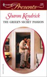 The Greek's Secret Passion - Sharon Kendrick