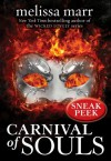 Carnival of Secrets Sneak Peek - Melissa Marr
